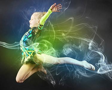 Gymnastics Medals and Awards