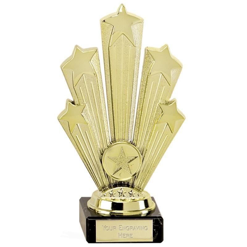 Supreme 5 Star Award In Gold