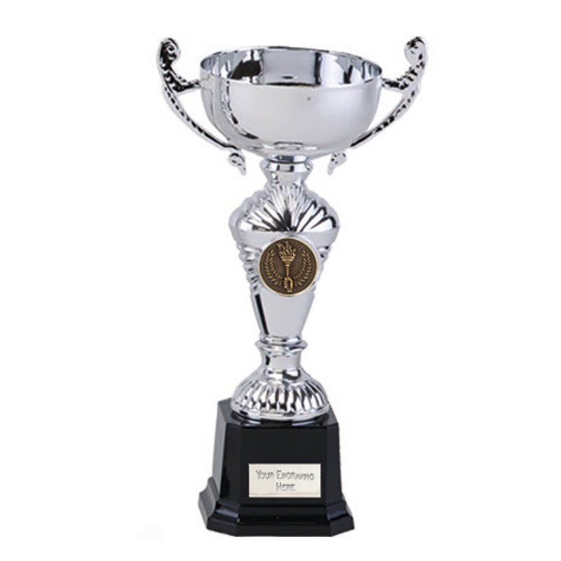 Sorrento Cup In Silver - Available in 5 Sizes