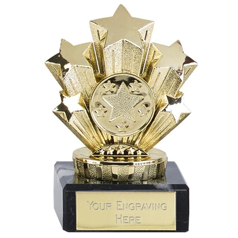 Five Star Gold Award In Gold