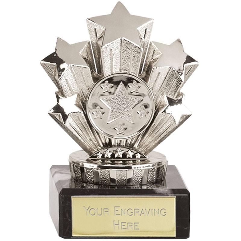 Five Star Silver Award In Silver