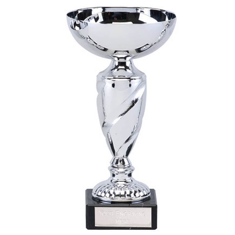 Noble Cup In Silver