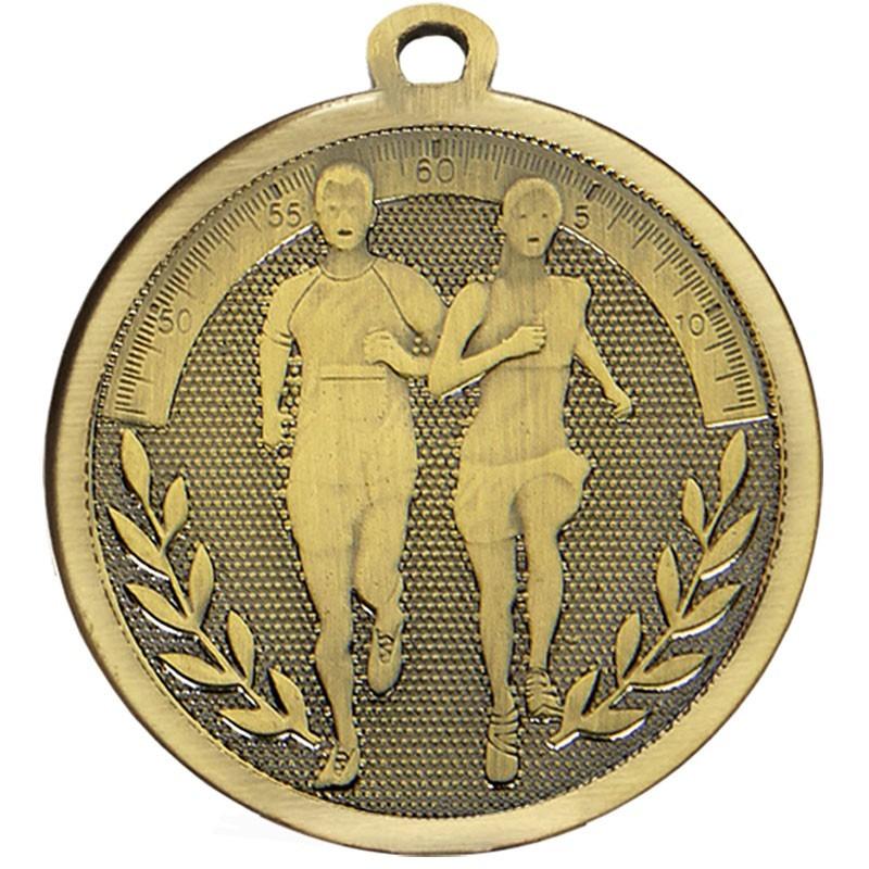 4.5cm Galaxy Running Medal