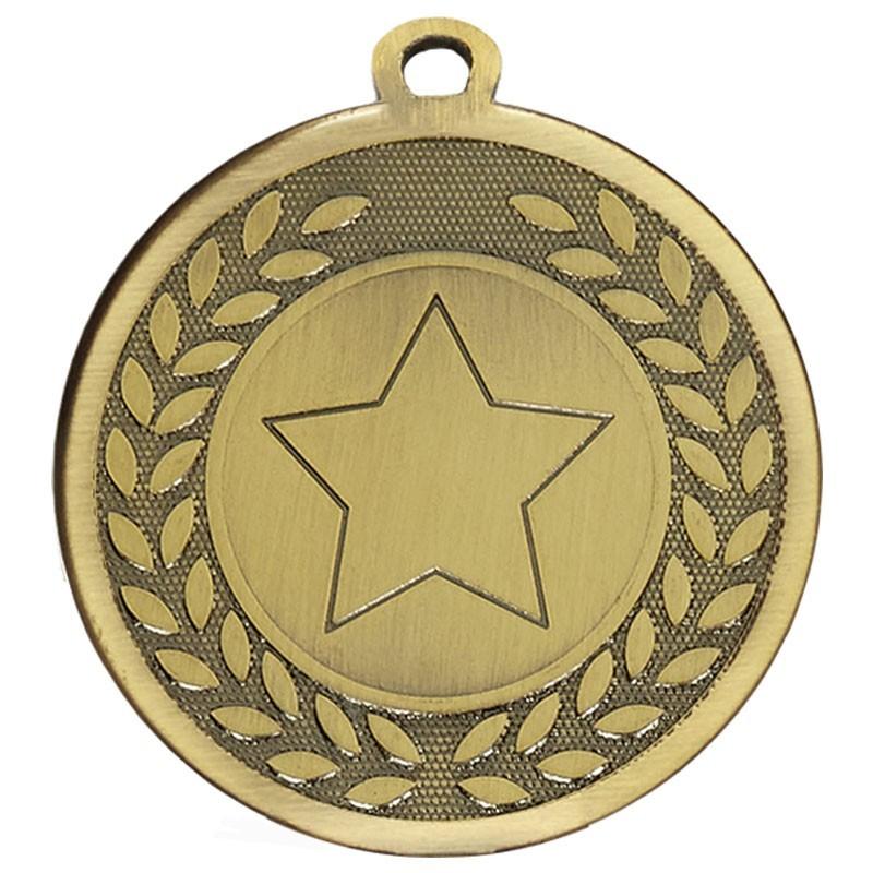 "4.5cm Galaxy 1 Centre Medal """