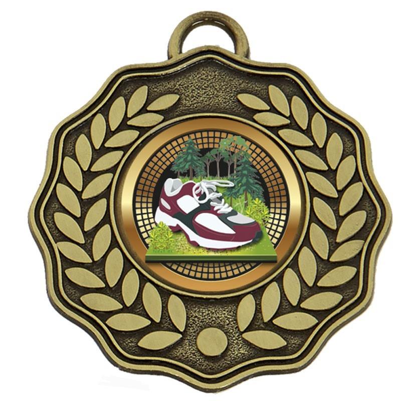 5cm Target Emblem Medal