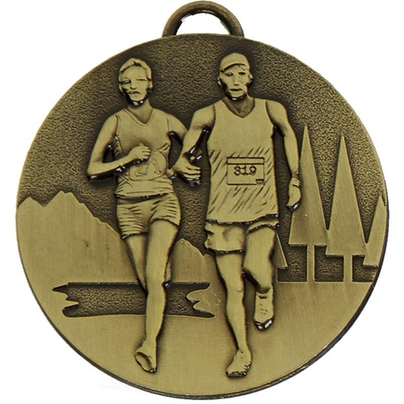 5cm Target Cross Country Medal