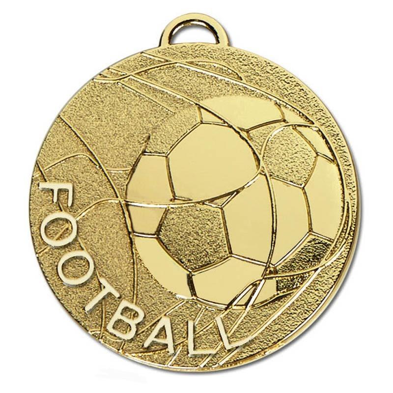 5cm Cyclone Football Medal