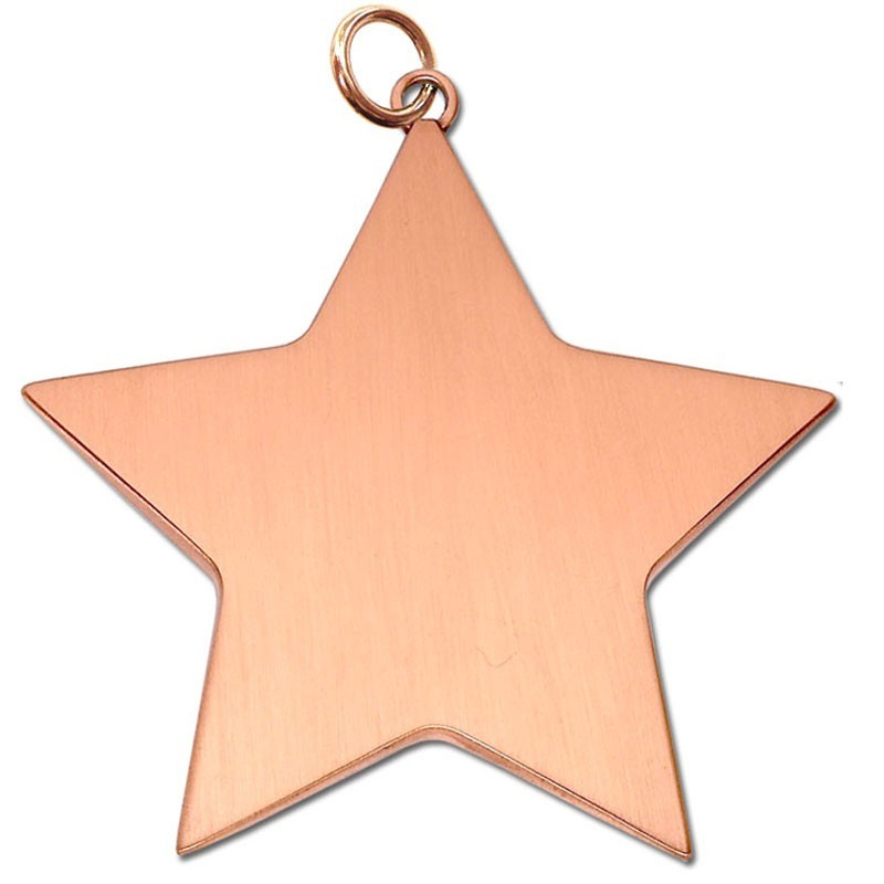 5.4cm Star Achievement54 Medal