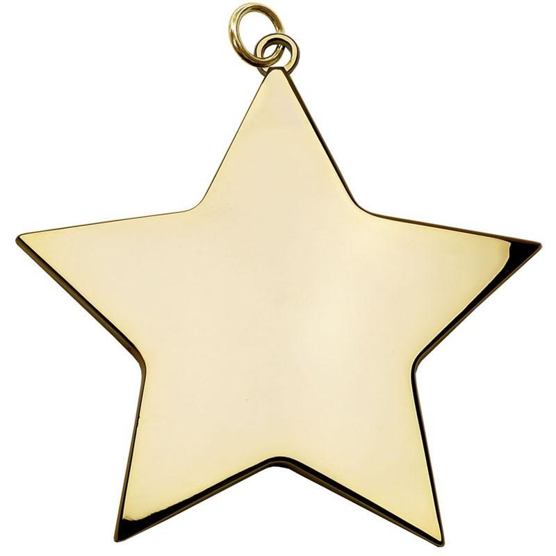 8cm Star Achievement80 Medal