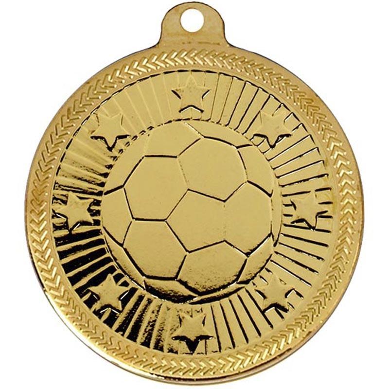 5cm  Football Medal