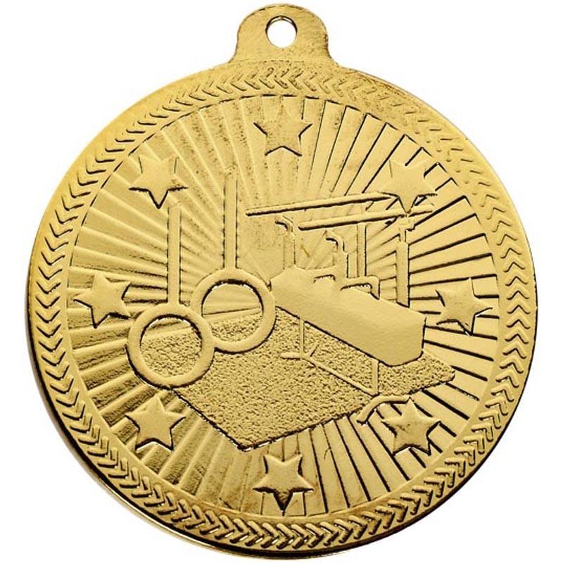 5cm  Gymnastics Medal