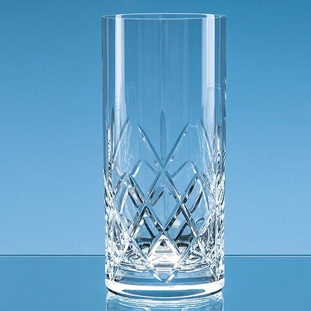 350ml Flamenco Crystalite Full Cut High Ball