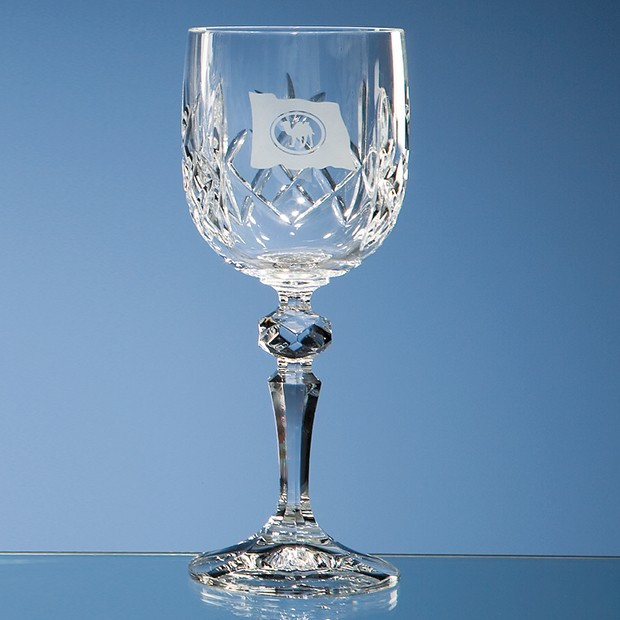 170ml Flamenco Crystalite Panel Wine Glass