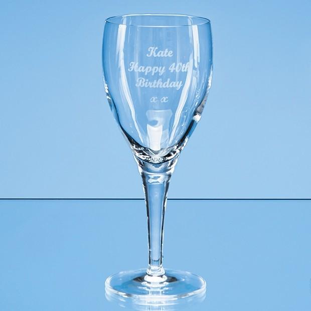 225ml Michelangelo Red Wine Glass