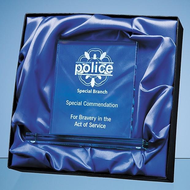 Universal Bowl/Award Satin Lined Presentation Box