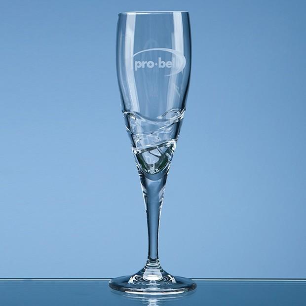 180ml Verona Crystalite Champagne Flute