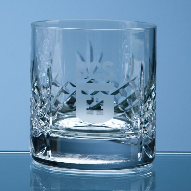 310ml Mayfair Crystalite Panel Whisky Tumbler