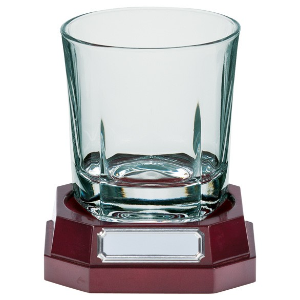 Lindisfarne Vortex Crystal Whiskey 120mm