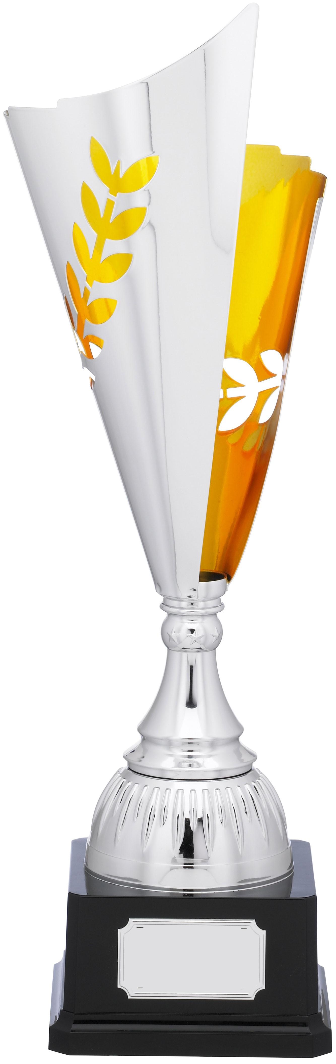 Silver Gold Trophy - 46cm
