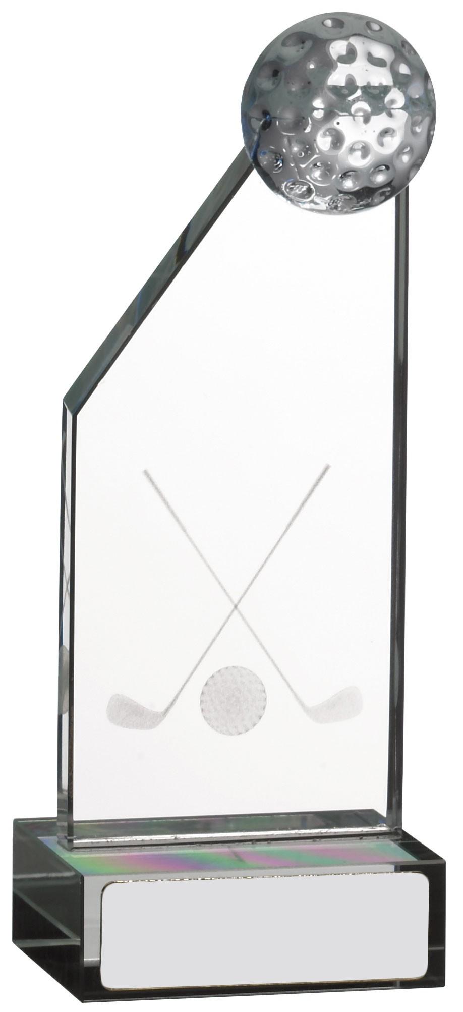 Golf Edge Award - 10.5cm