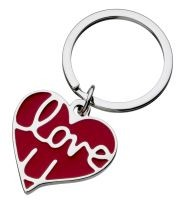 Love Heart Keyring