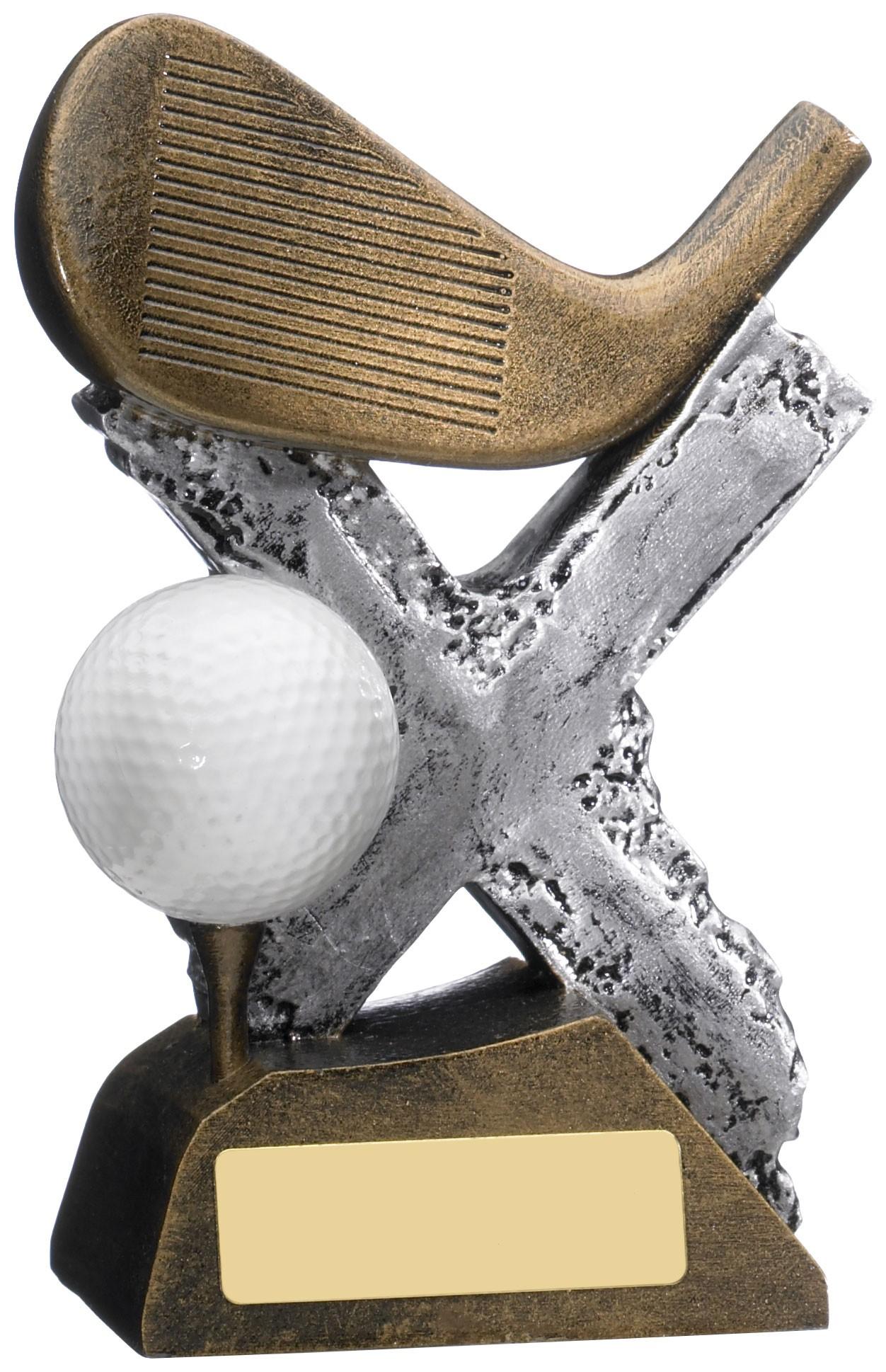 Extreme Golf Award - 13.5cm