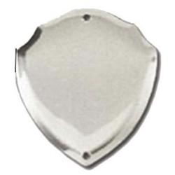 32mm Bevel Edged Silver Side Shield