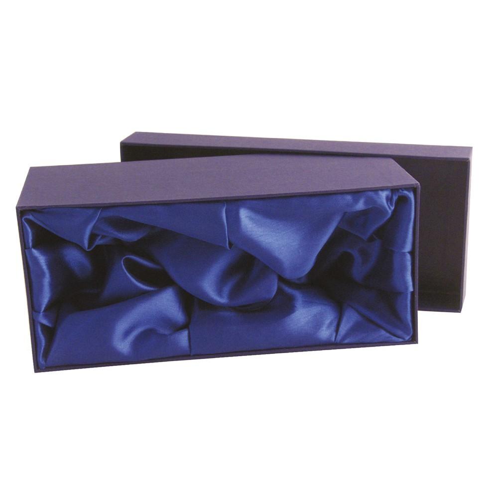 Luxury Blue Decanter Presentation Box