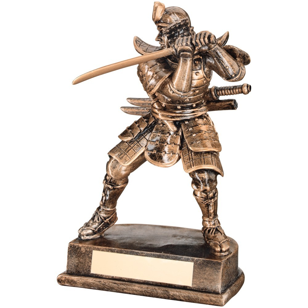 Samurai Sword Warrior Martial Arts Award - Available in 1 size only