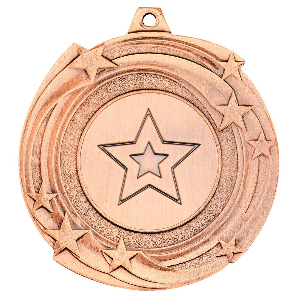 Star Cyclone Medal - 3 Colours