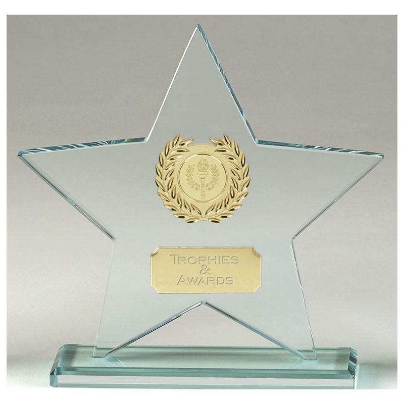 Major Star Glass Clear Award