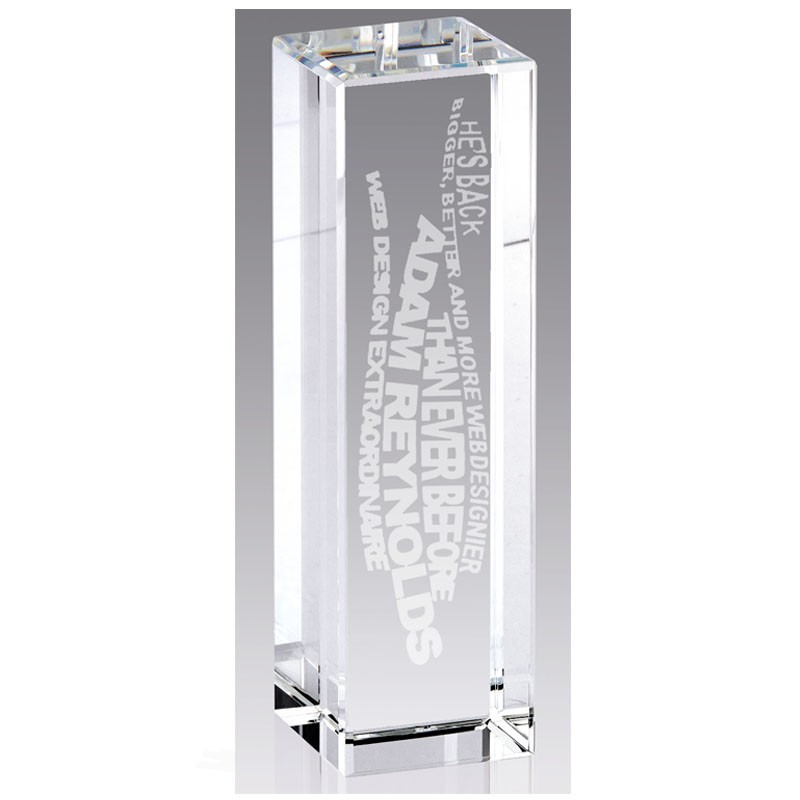New York Optical Crystal Clear Award