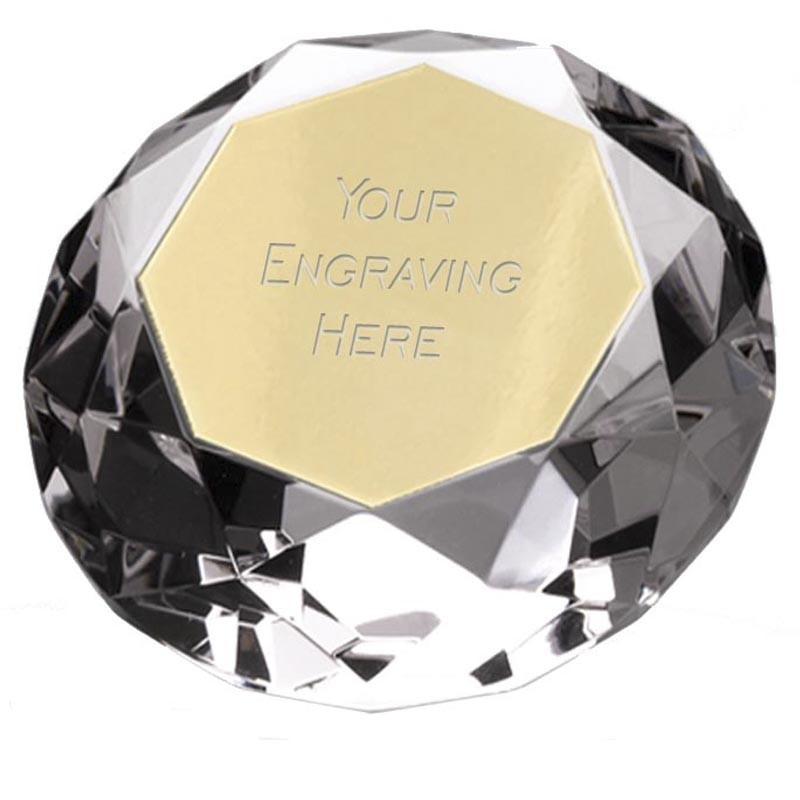 Clarity Diamond100 Clear Award