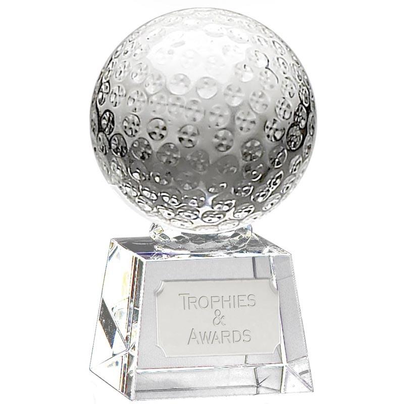Victory3 Golf Ball Clear Award