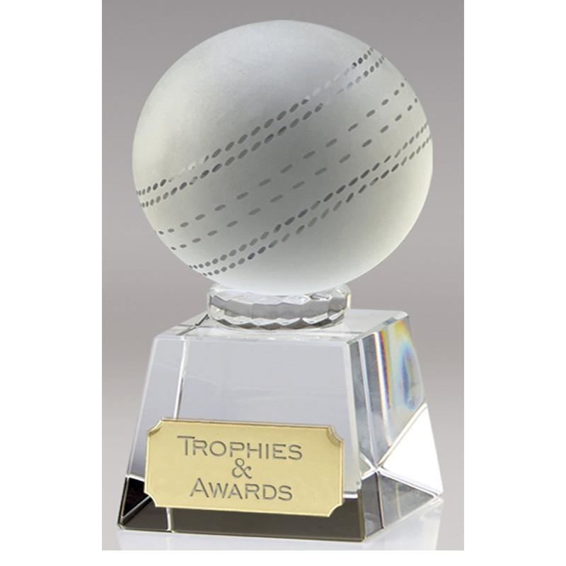 Victory Crystal Cricket Clear Award