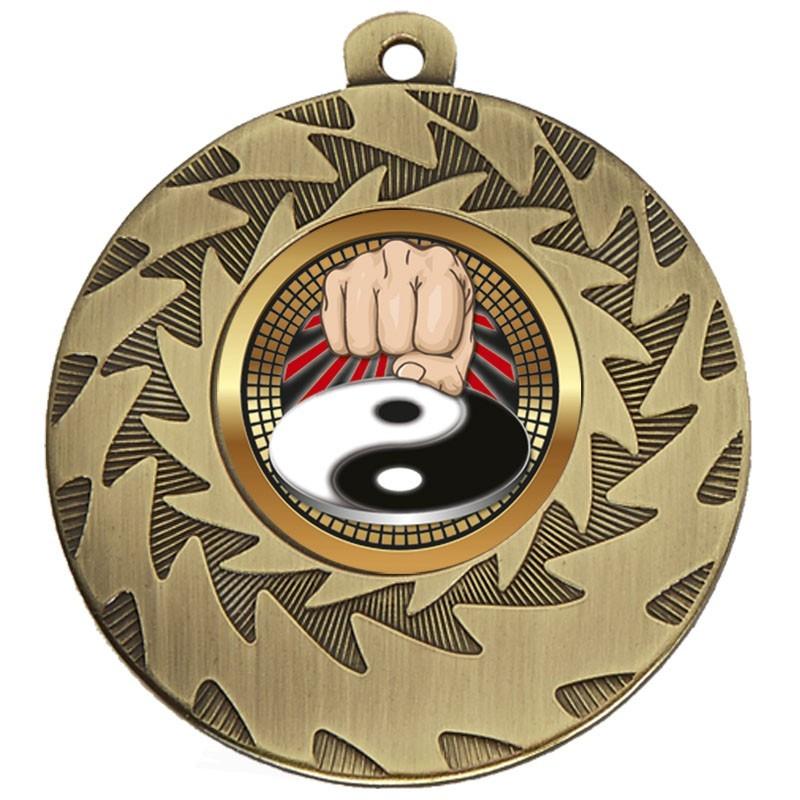 5cm Prism Martial Arts Medal