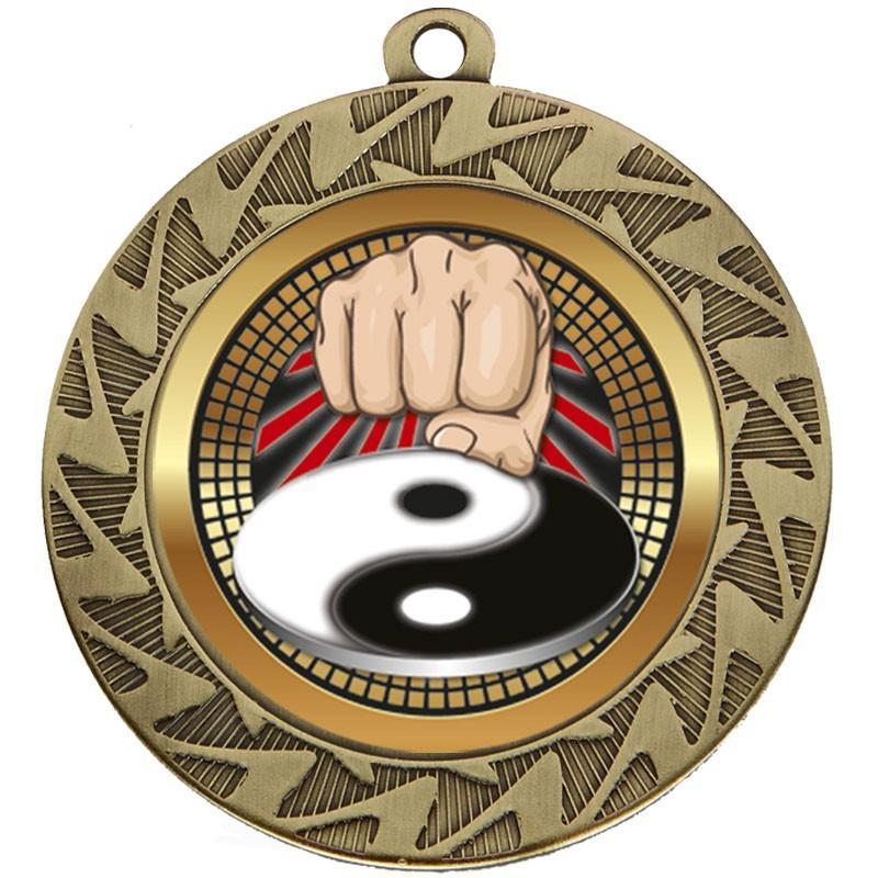 7cm Prism Martial Arts Medal