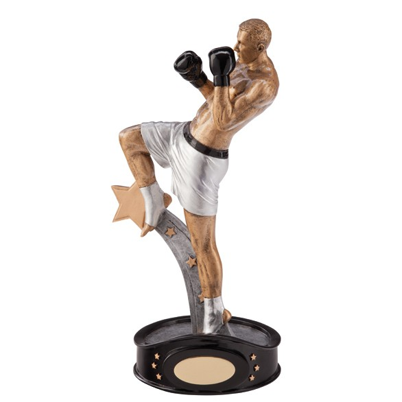 The Ultimate Kickboxer Figure 245mm