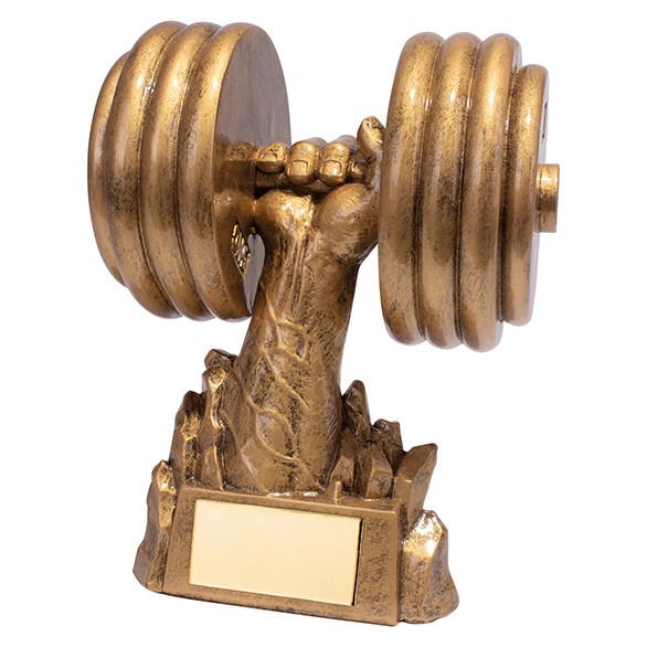 Power! Weightlifting Award 170mm