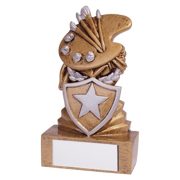 Shield Art Mini Award 95mm