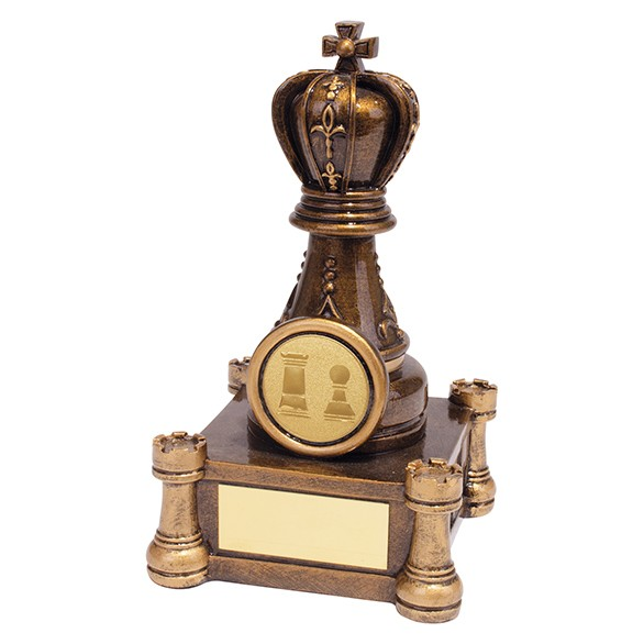 Checkmate Chess Award 125mm