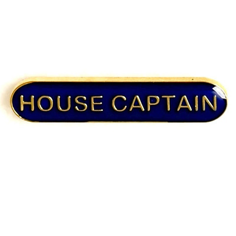 4X0.8cm Bar Badge House Captain