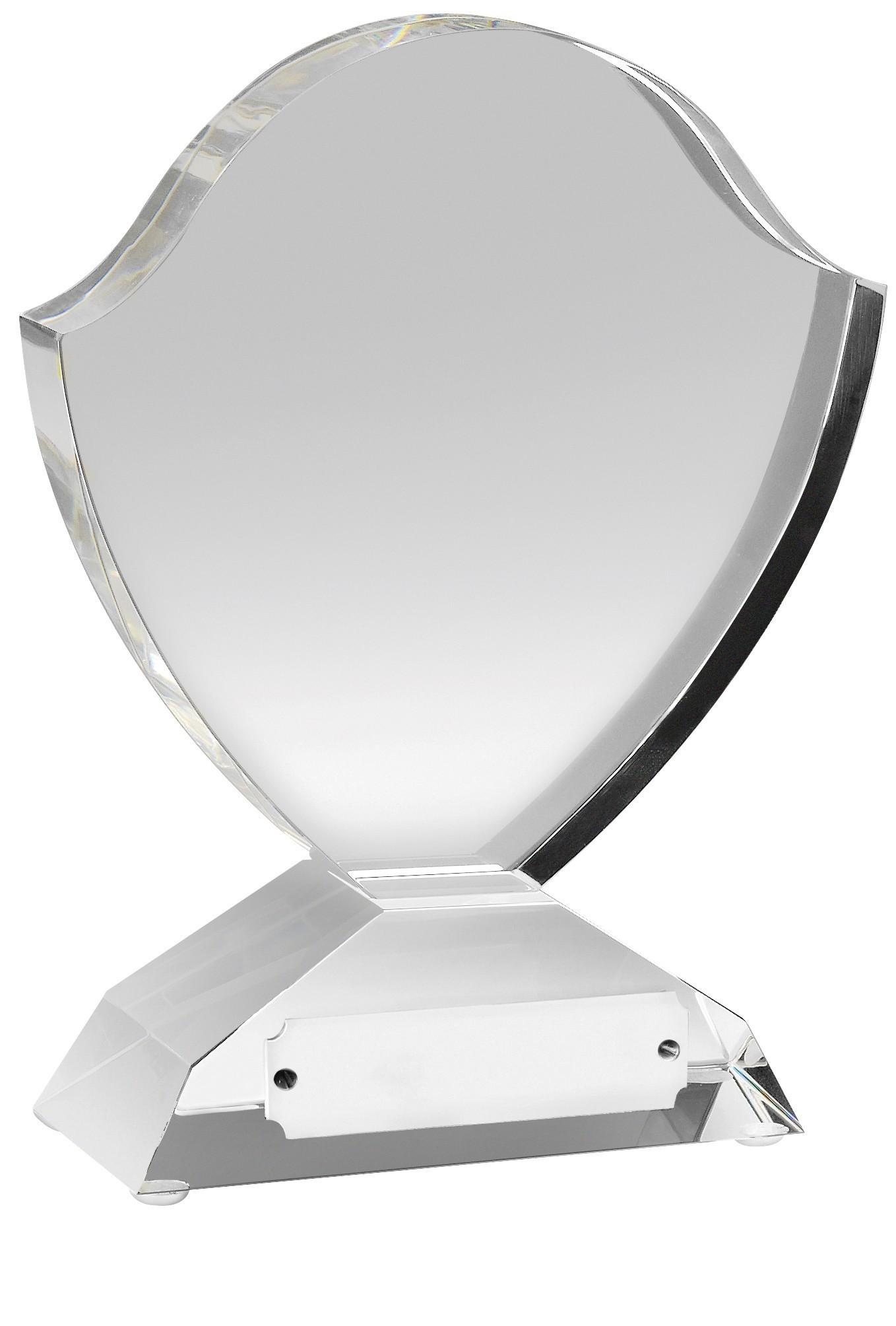 15cm Swatkins Optical Crystal Award