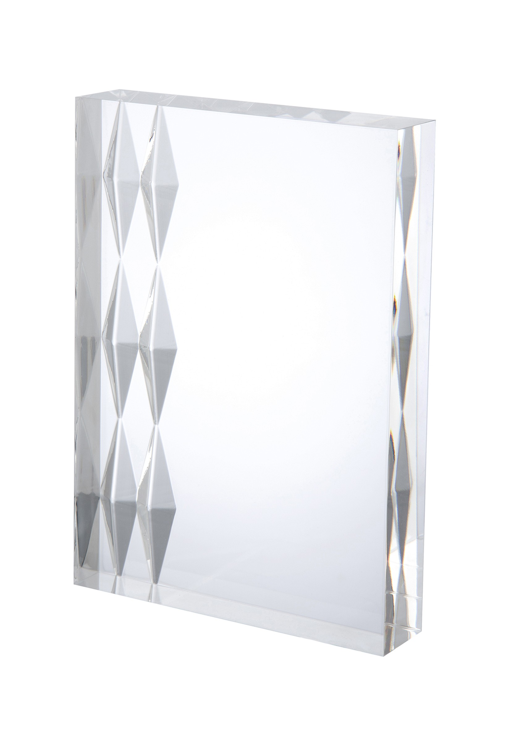 LG 17.5x12.5cm Acrylic Award