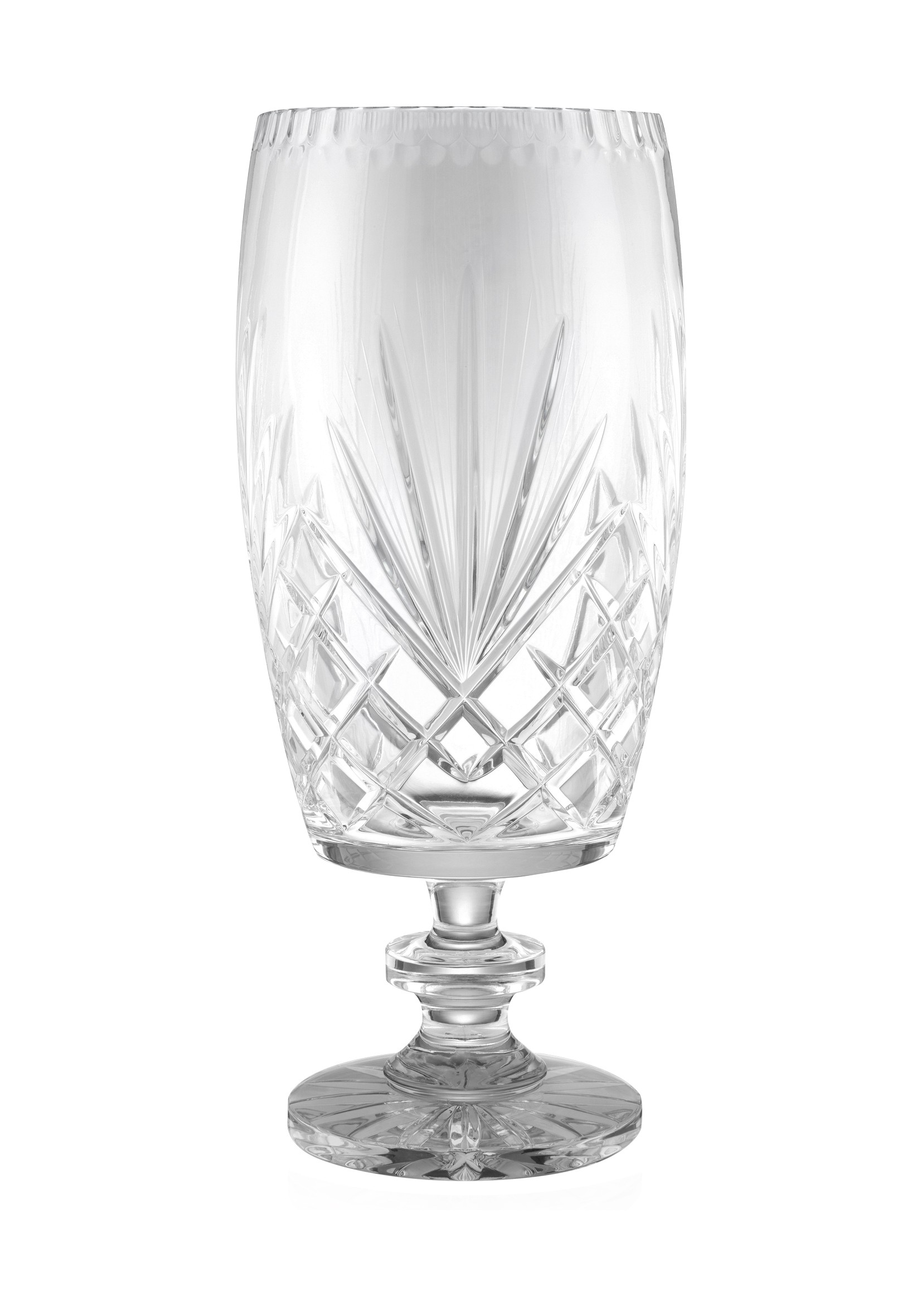 SBB Hand Cut Crystal Award