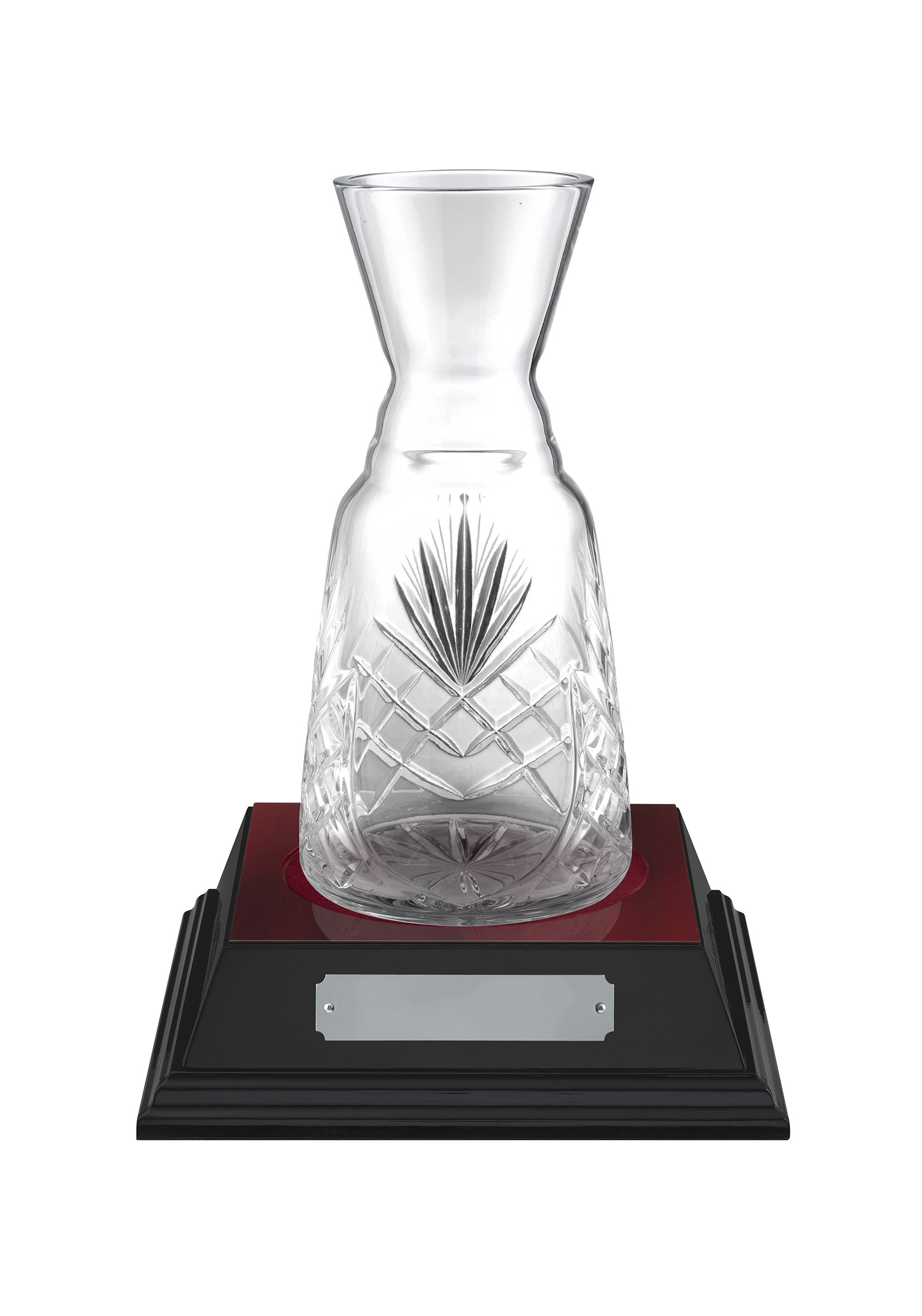 SBA Hand Cut Crystal Award