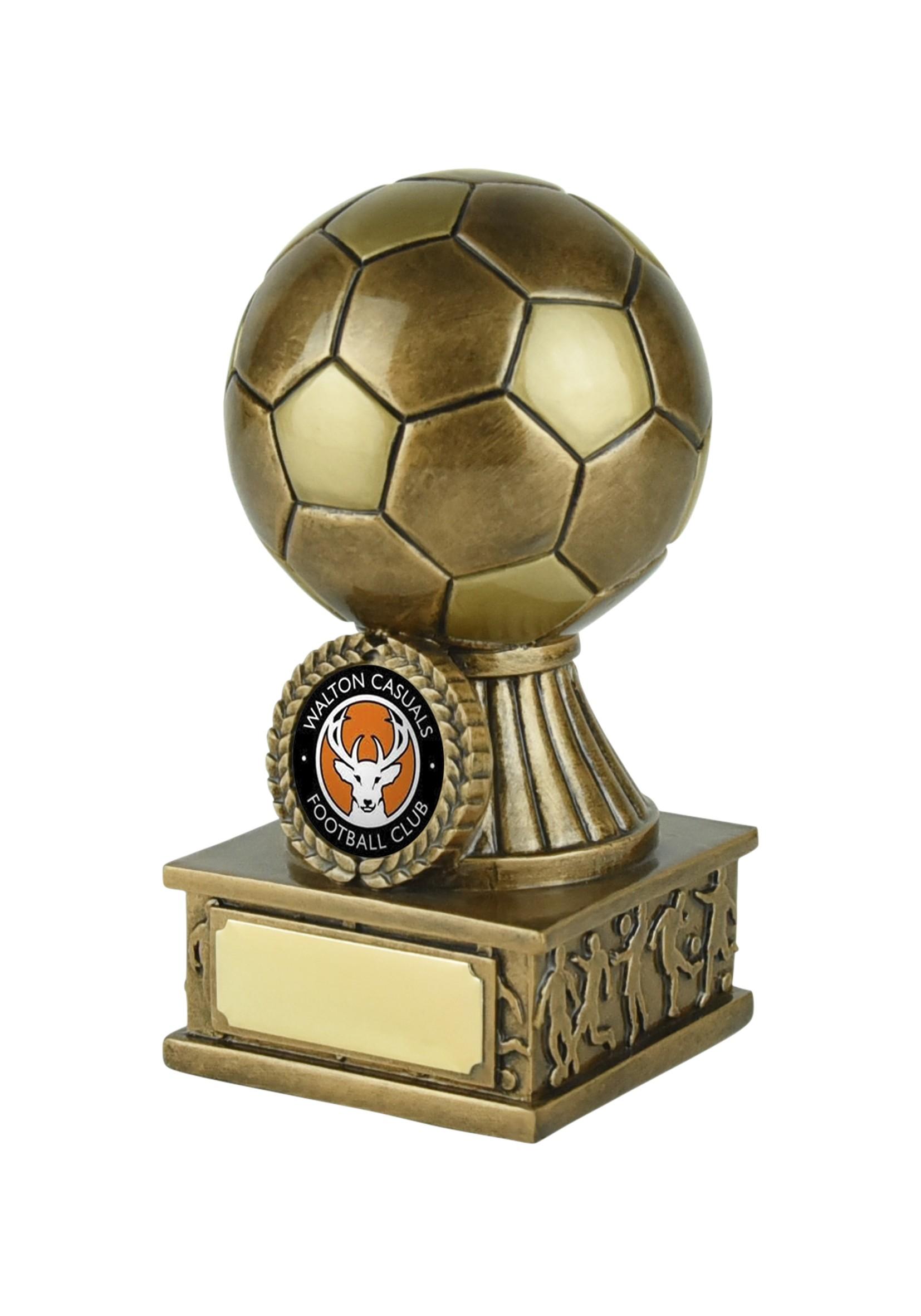 MB 12.5cm Football Award