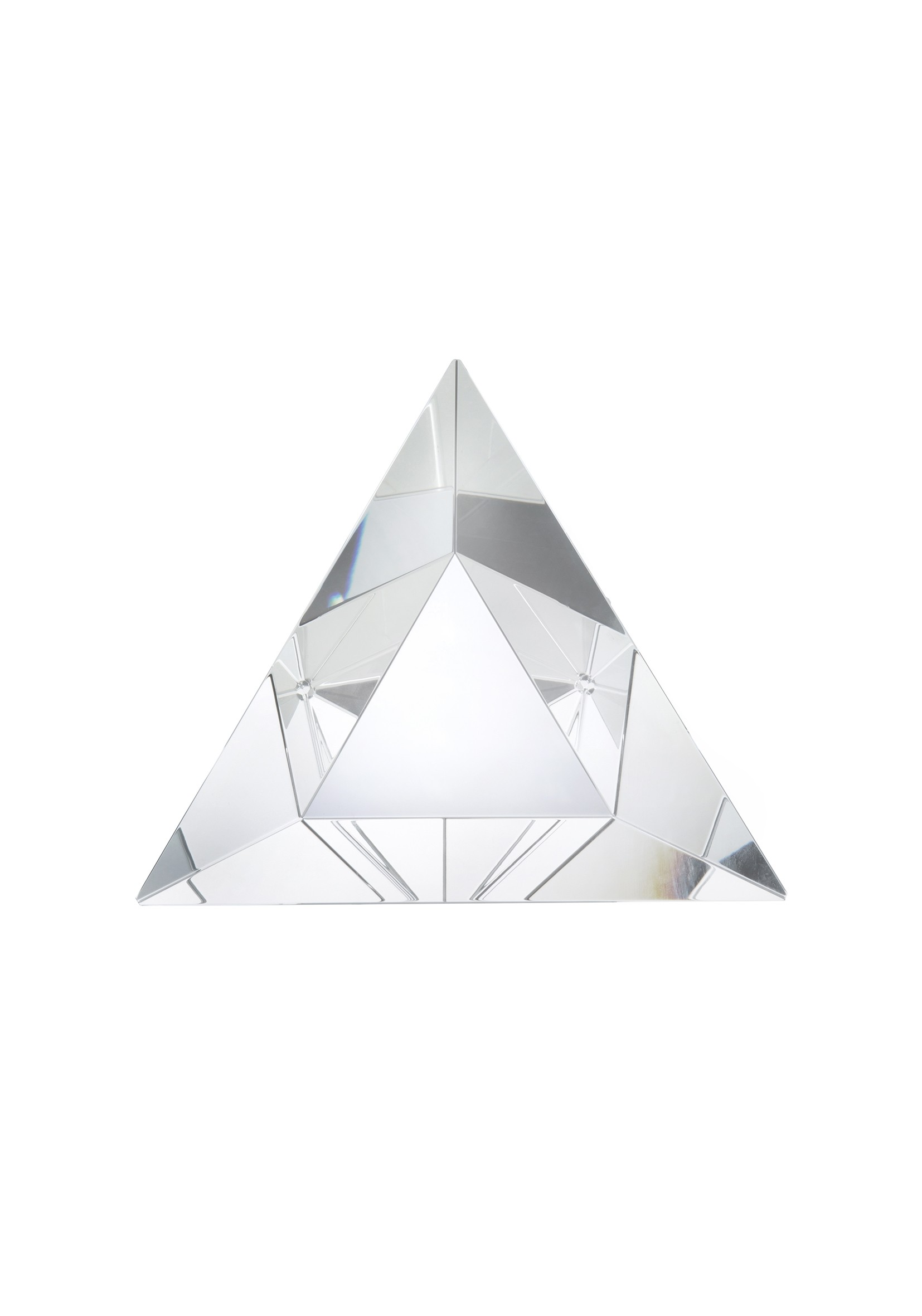 11.5cm Swatkins Crystal Award