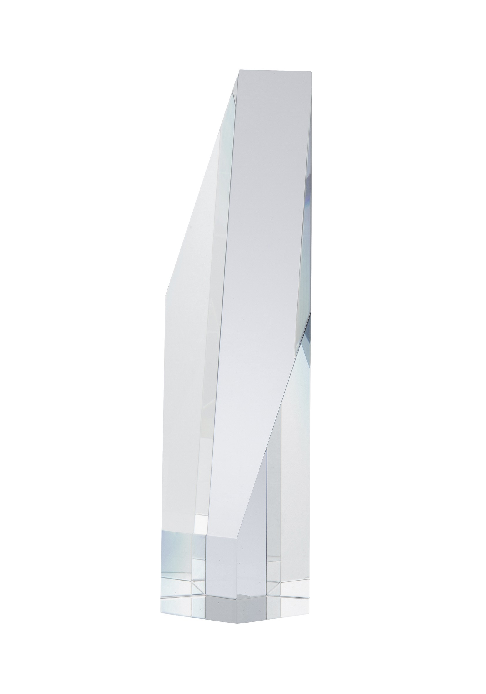 24.5cm Swatkins Crystal Award