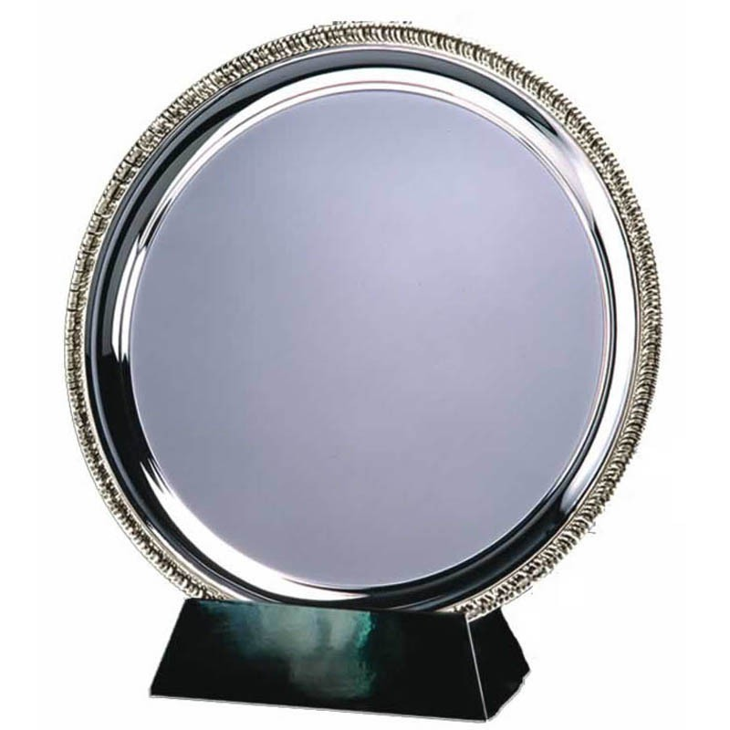 Sierra Salver In Silver